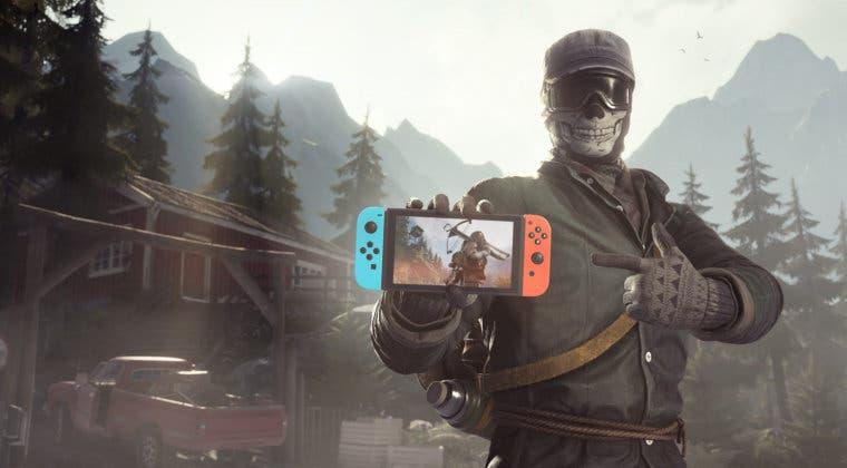 Imagen de Vigor, el shooter free-to-play exclusivo de Xbox One, llegará también a Nintendo Switch