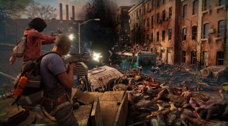 Imagen de Descarga gratis World War Z en Epic Games Store; Gone Home y Hob serán los siguientes