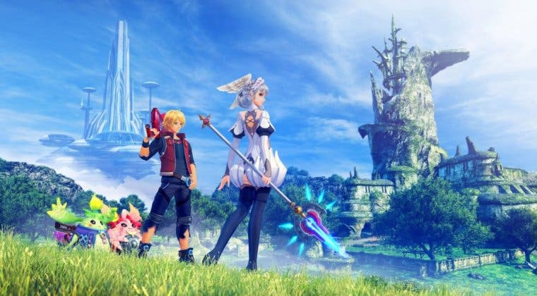 Imagen de Xenoblade Chronicles: Definitive Edition confirma la duración de su epílogo 'Future Connected'