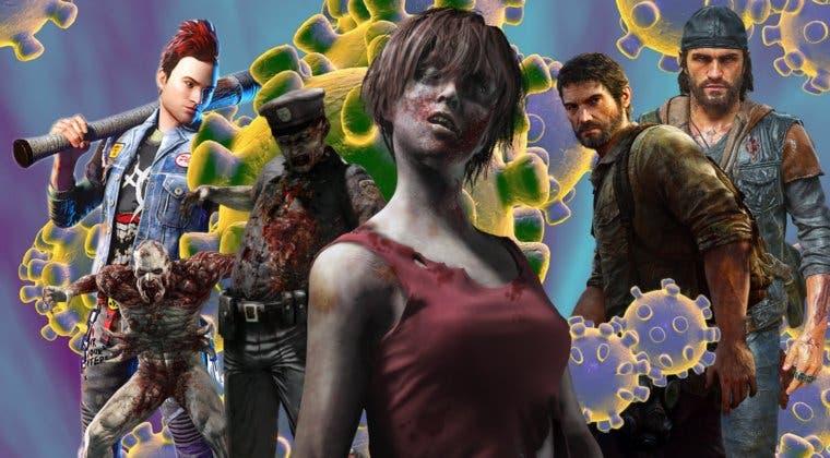 Imagen de 10 videojuegos de zombies para llevar mejor la cuarentena del coronavirus