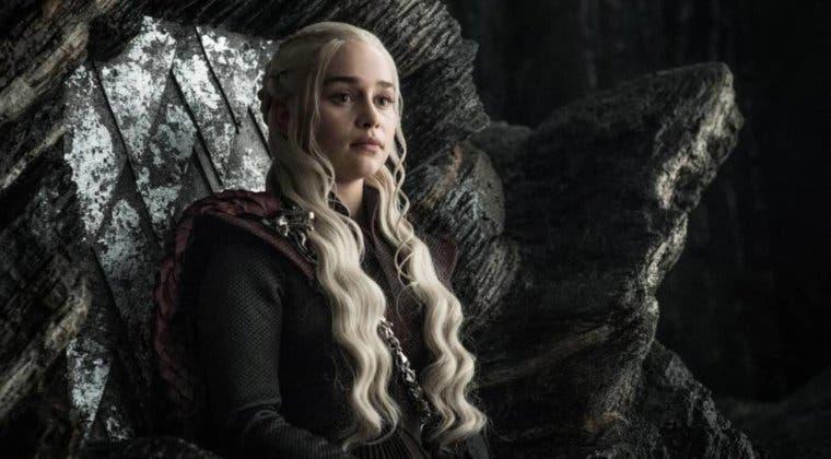 Imagen de Juego de Tronos: George R.R. Martin cree que la violación a Daenerys empeoró el piloto
