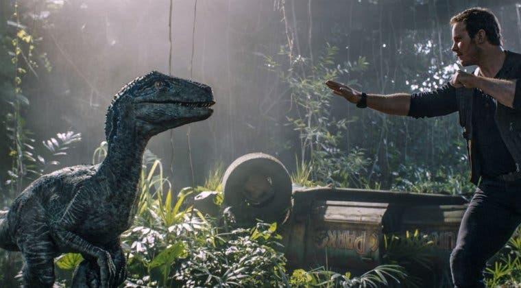 Imagen de Deja que te devore un dinosaurio en Jurassic World: Dominion por una buena causa