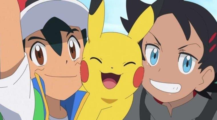 Imagen de Pokémon GO presenta un evento especial del anime Viajes Pokémon