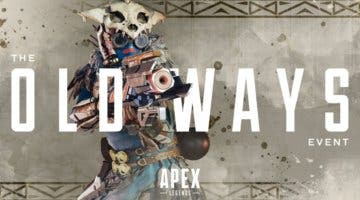 Imagen de Apex Legends recibirá este mes un modo Dúos permanente y el evento especial The Old ways