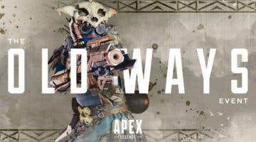 Imagen de Apex Legends recibirá este mes un modo Dúos permanente y el evento especial The Old ways