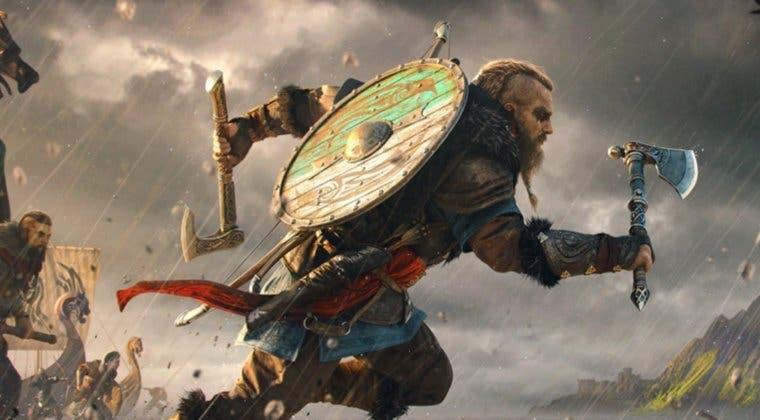 Imagen de Assassin's Creed Valhalla muestra un nuevo tráiler... aunque sin gameplay