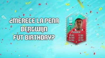 Imagen de FIFA 20: ¿Merece la pena Steven Bergwijn? + Solución de su SBC
