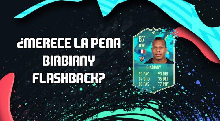 Imagen de FIFA 20: ¿Merece la pena Biabiany Flashback? + Solución de su SBC