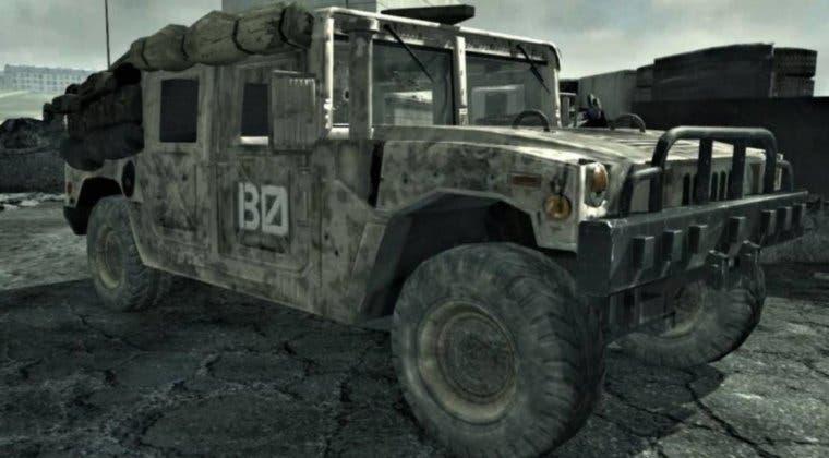 Imagen de Un juez desestima la demanda a Call of Duty por el uso de vehículos Humvee