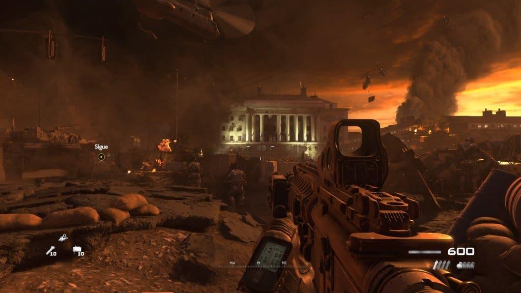 Call of Duty  Modern Warfare 2 Resmastared