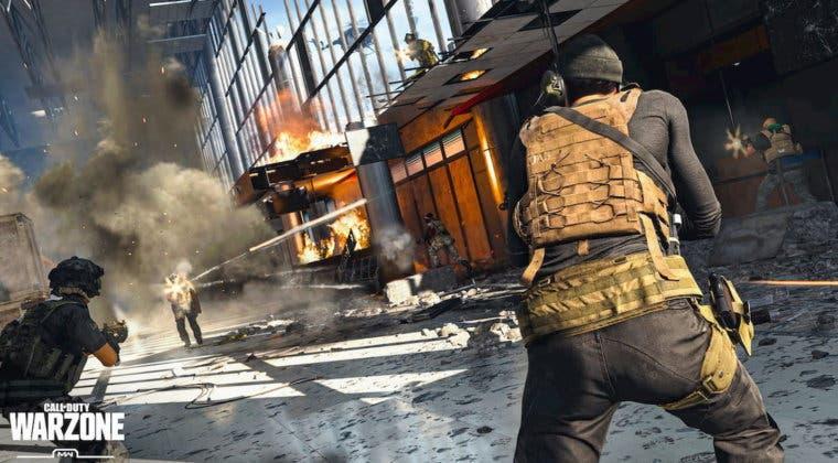 Imagen de Call of Duty: Warzone solucionará el bug que hace que los jugadores se queden atrapados