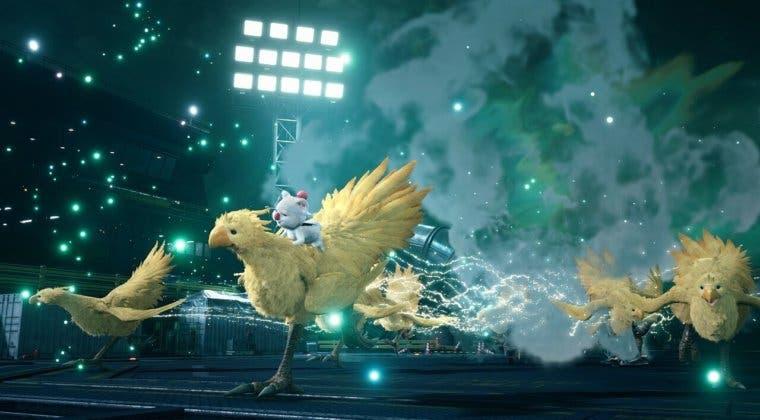 Imagen de ¿Montar o controlar chocobos en Final Fantasy VII Remake? Esta es la respuesta