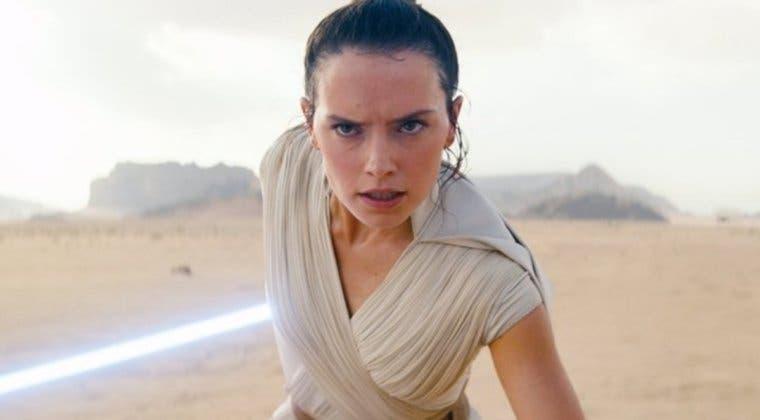 """Imagen de Daisy Ridley, sobre el final de Rey en Star Wars: """"me siento completamente satisfecha"""""""
