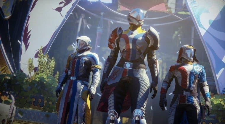 Imagen de Destiny 2 obligará a volver a descargar el juego con el lanzamiento de Más Allá de la Luz