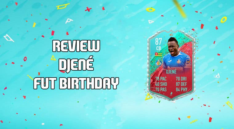 Imagen de FIFA 20: review de Djené FUT Birthday