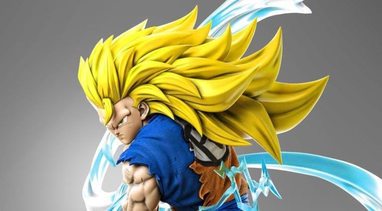 Imagen de Dragon Ball: La figura de Goku que te enloquecerá