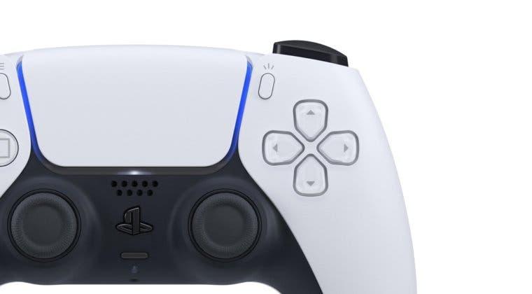 Imagen de En detalle los joystick de DualSense, el mando de PlayStation 5