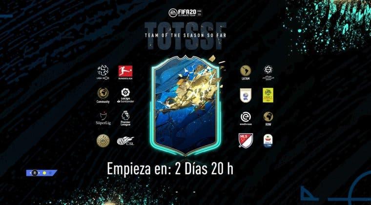 Imagen de FIFA 20: la pantalla de carga a Ultimate Team revela dos nuevos TOTS