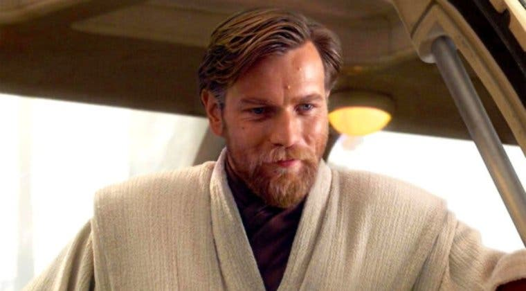 Imagen de Ewan McGregor ya se está preparando físicamente para la serie de Obi-Wan Kenobi