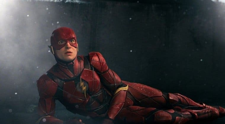 Imagen de The Flash nos quiere seducir con un primer vistazo del nuevo traje que lucirá Ezra Miller