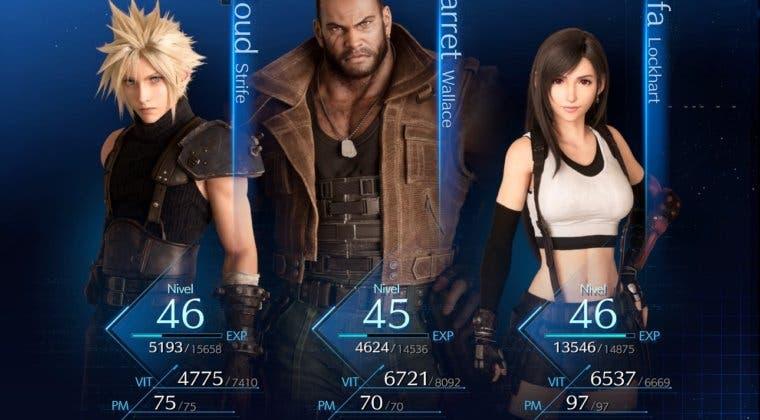 Imagen de El truco para subir rápido al nivel máximo en Final Fantasy VII: Remake de forma sencilla