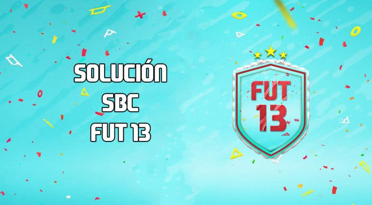 Imagen de FIFA 20: solución al SBC 'FUT 13'