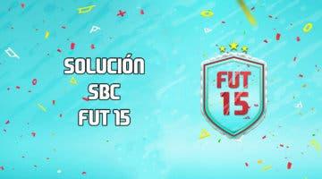 Imagen de FIFA 20: Solución al SBC 'FUT 15'