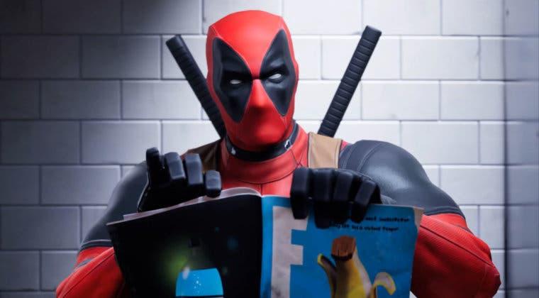 Imagen de Guía de Fortnite: Encuentra el flotador de Deadpool en El Yate
