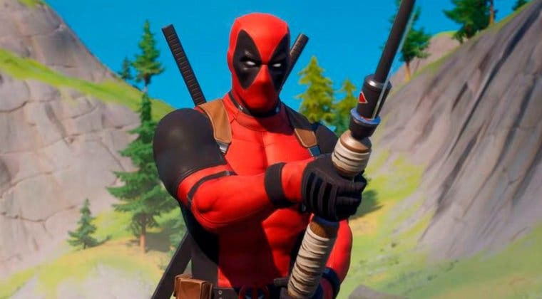 Imagen de Fortnite: Deadpool tomará mañana el control del battle royale