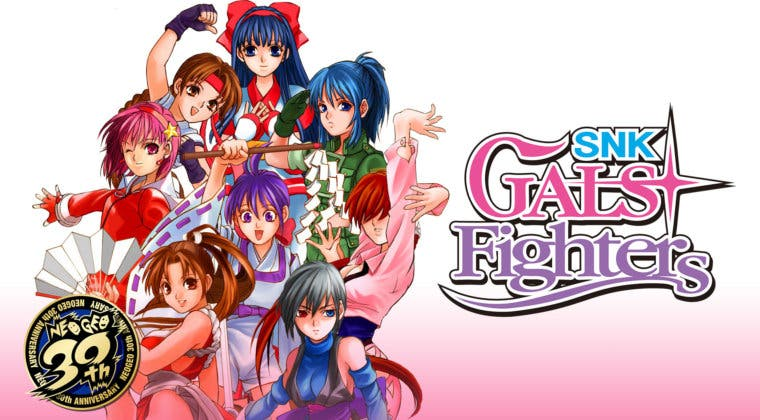 Imagen de Gals' Fighters confirma su llegada a Nintendo Switch