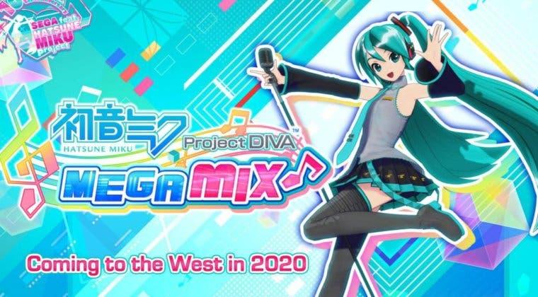 Imagen de Hatsune Miku: Project DIVA Mega Mix confirma su fecha de lanzamiento en occidente
