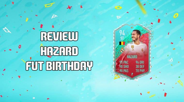 Imagen de FIFA 20: review de Eden Hazard FUT Birthday