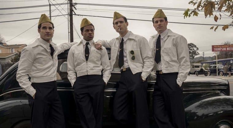 Imagen de Crítica de Hollywood, la nueva serie de Ryan Murphy para Netflix