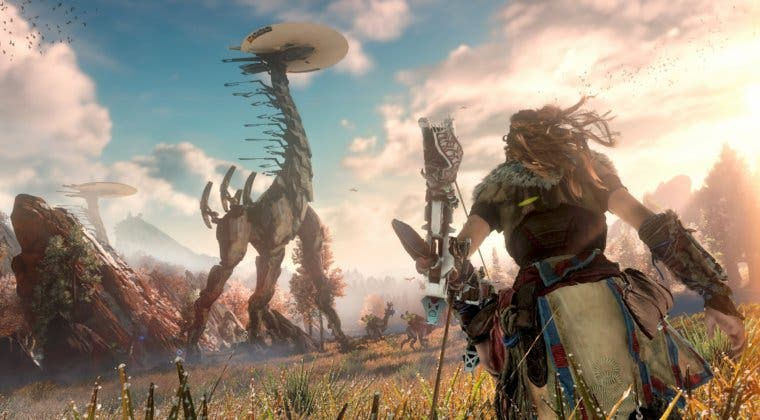 Imagen de Horizon Zero Dawn 2 sigue apuntando al evento de PS5 para su anuncio oficial