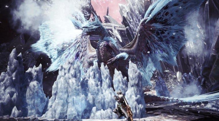 Imagen de Monster Hunter World: Iceborne detalla fecha y contenidos de su parche 3.5