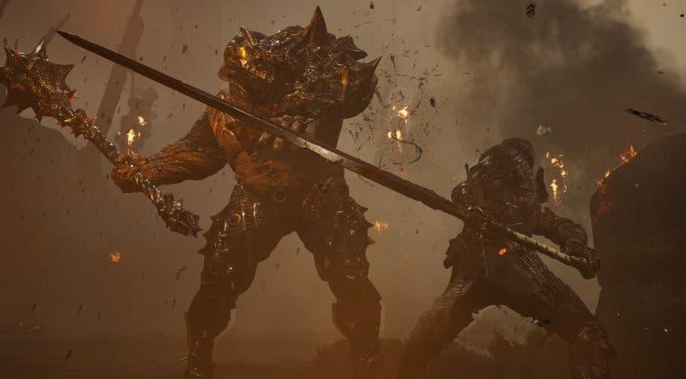 Imagen de Mortal Shell se presenta como un nuevo e imponente 'Soulslike' en vídeo