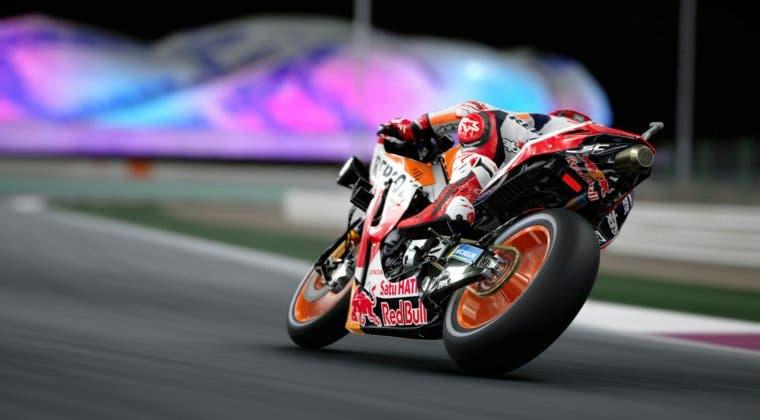 Imagen de MotoGP 20 detalla el contenido de una actualización exclusiva para Nintendo Switch