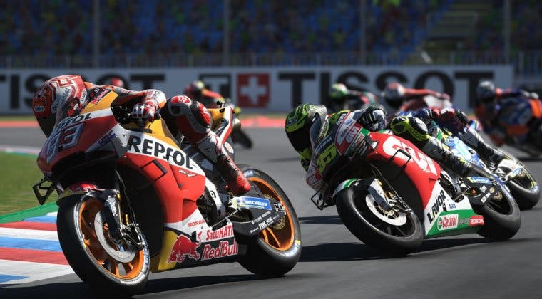 Imagen de MotoGP 20 presenta su nuevo modo Carrera de Manager a través de un tráiler