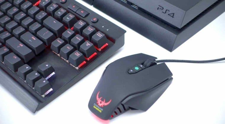 Imagen de Todos los juegos compatibles con teclado y ratón en PS4