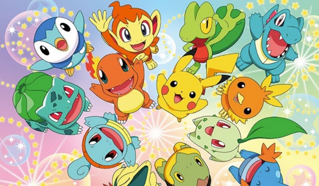 Pokémon GO Desafío Retorno iniciales