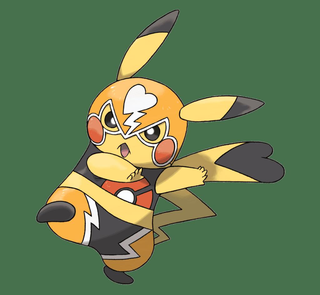 Pokémon GO Pikachu Libre
