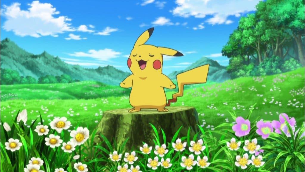 Pokémon GO Pikachu evento primavera