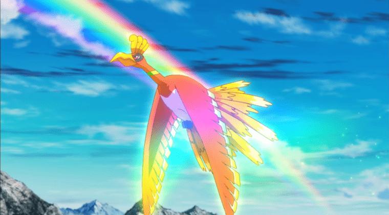 Imagen de Pokémon Masters: El evento legendario de Ho-Oh ya ha comenzado