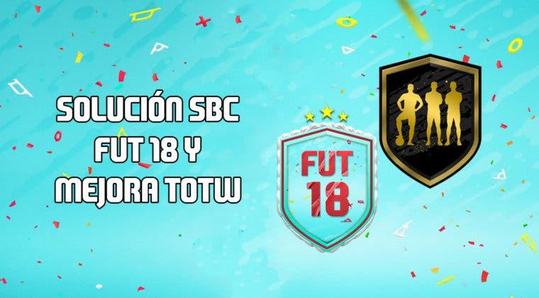 Imagen de FIFA 20: Solución a los SBC 'FUT 18' y 'Mejora TOTW'