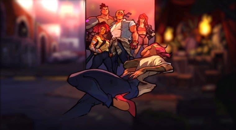 Imagen de La distribuidora Avance comparte un mini documental sobre el exitoso Streets of Rage 4