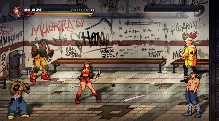 Imagen de Streets of Rage 4 estrena reajustes en sus personajes gracias a una nueva actualización