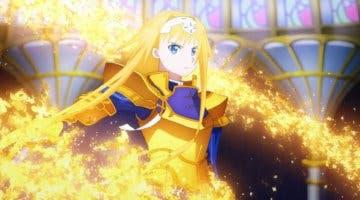 Imagen de Sword Art Online: Alicization Lyoris lanza nuevo tráiler de las submisiones de Alice