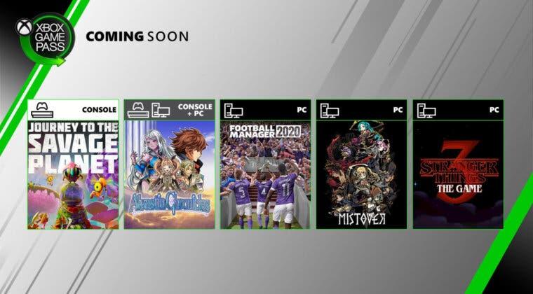 Imagen de Anunciada la nueva oleada de juegos que llegarán a Xbox Game Pass