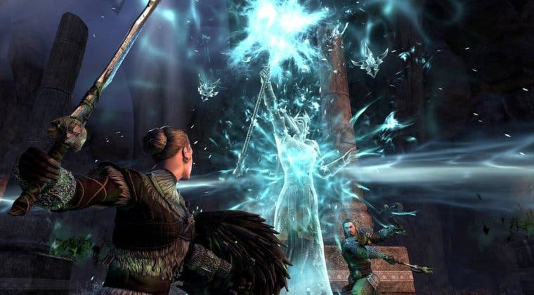 Imagen de The Elder Scrolls Online: Greymoor sufre un retraso debido al coronavirus