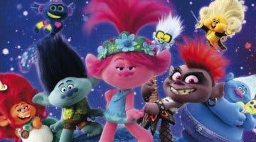 Imagen de Trolls 2 lidera la taquilla española en su estreno